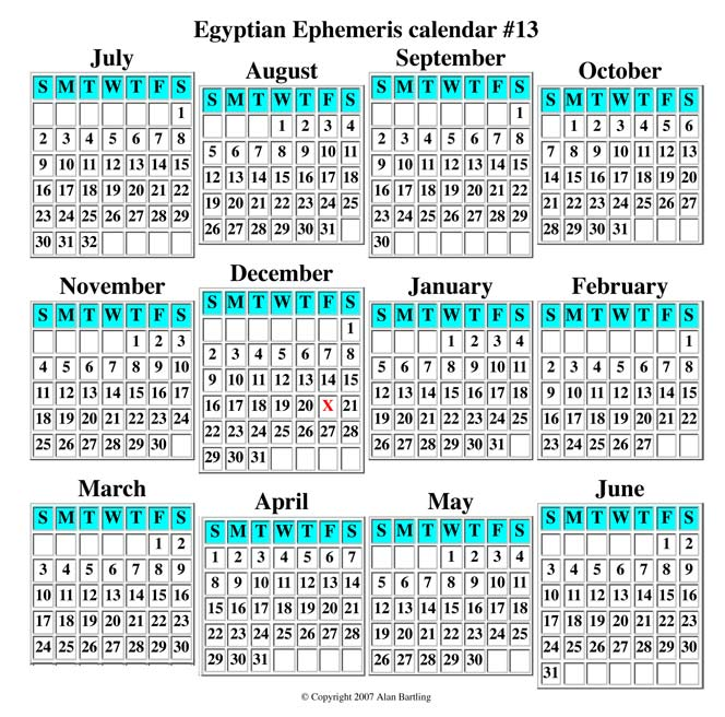 Egyptian-Ephemeris-Calendar-13