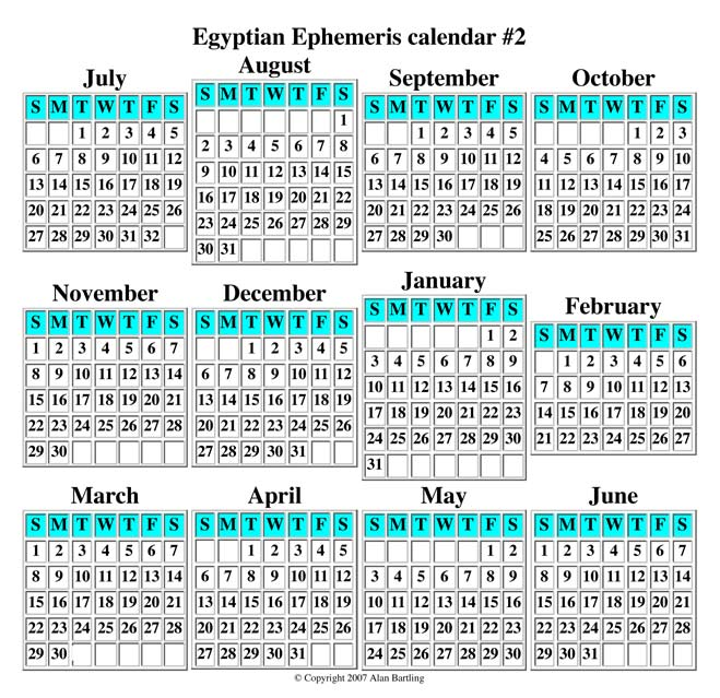 Egyptian-Ephemeris-Calendar-2