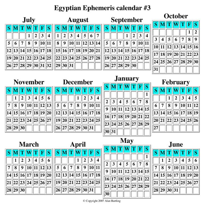 Egyptian-Ephemeris-Calendar-3