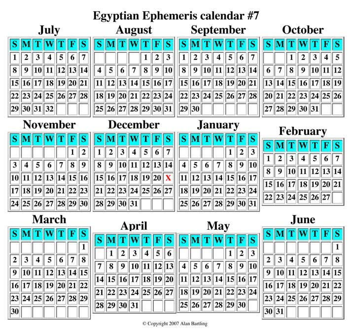 Egyptian-Ephemeris-Calendar-7
