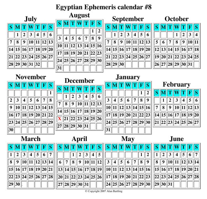 Egyptian-Ephemeris-Calendar-8